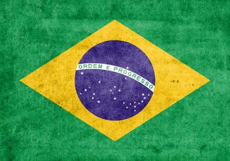 the americas: Flag of Brazil