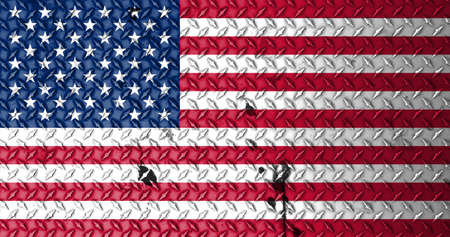 the americas: Flag of United States