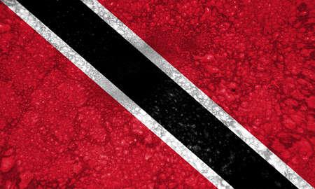 the americas: Flag of Trinidad and Tobago
