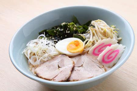 sapporo: Japanese Ramen Stock Photo