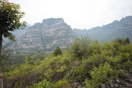 Yesanpo national park scenery