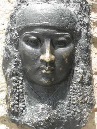 cobre: estatua de cobre