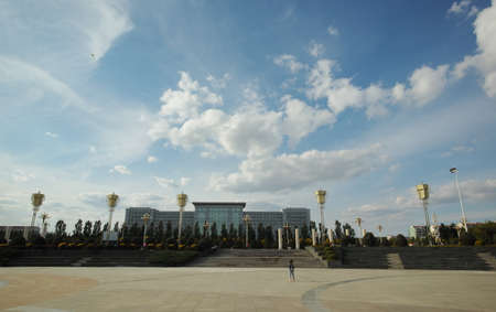 inner mongolia: Inner Mongolia City Scenery