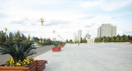 inner mongolia: Inner Mongolia autumn scenery Editorial