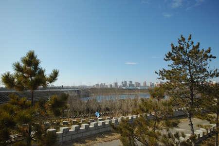 inner mongolia: Inner Mongolia winter scenery Editorial