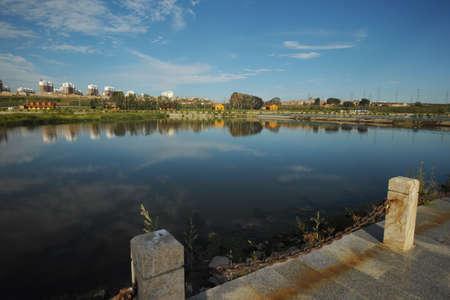 Inner Mongolia scenery Stock Photo