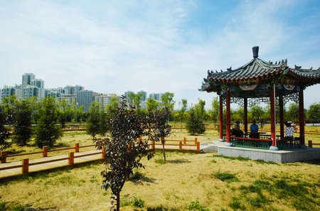 Silk Road Cultural Park Editorial