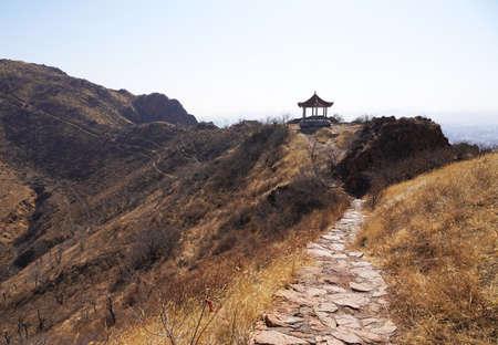 Hongshan park scenic area