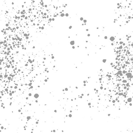 Grunge dust speckled sketch effect texture. Seamless pattern.