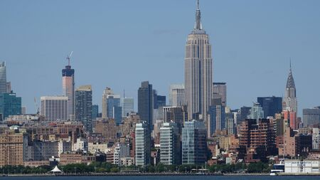 empire: Empire State Building And Midtown Manhattan Nyc