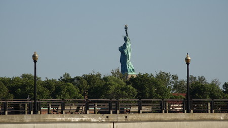 immobile: Statue Of Liberty In Nyc