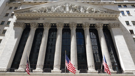 stock: New York Stock Exchange