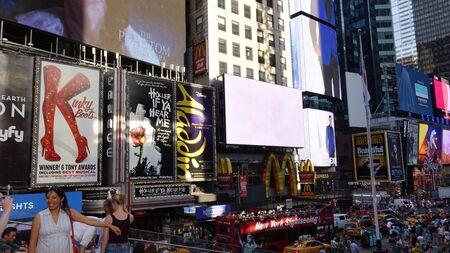 listing: Urban Ads And Billboards Editorial