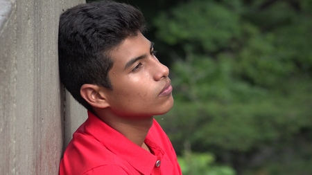 jilted: Lonely Rejected Teen Boy