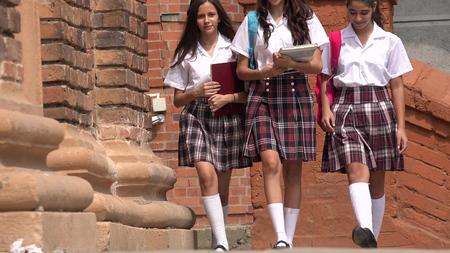 skirts: School Girls Wearing Skirts