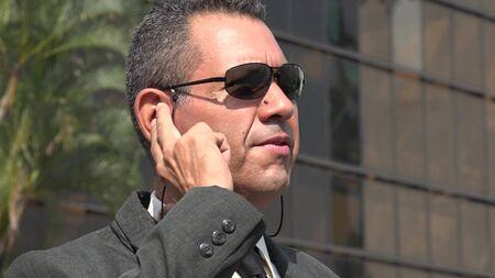 Fbi Agent Or Bodyguard