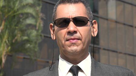 Business Man Or Salesman