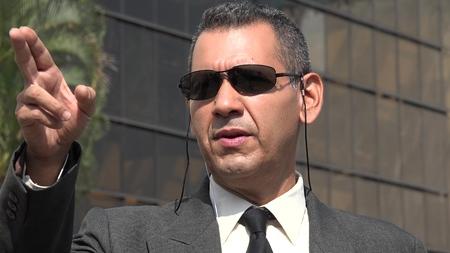 Fbi Agent Or Secret Service