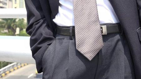 Casual Male Business Suit Reklamní fotografie