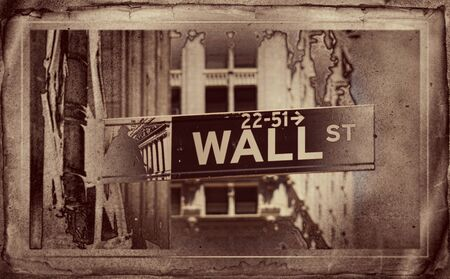 Wall St And Finance