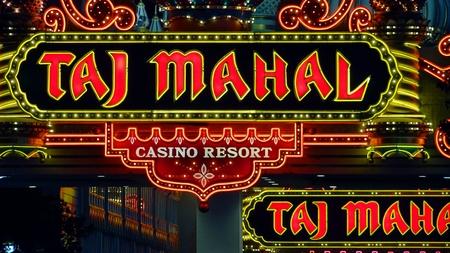Taj Mahal Casino Resort Редакционное