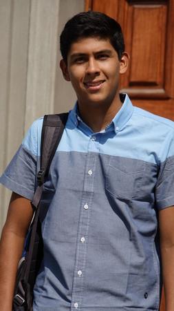 Minority Male Student