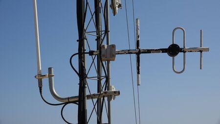 Telecom Or Broadcast Antennas