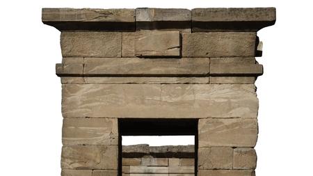 Egyptian Tomb Stock Photo