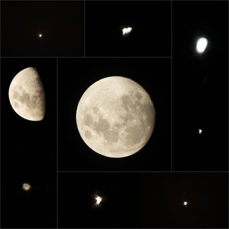 Moon Stars Asteroids And Outer Space.Jpg