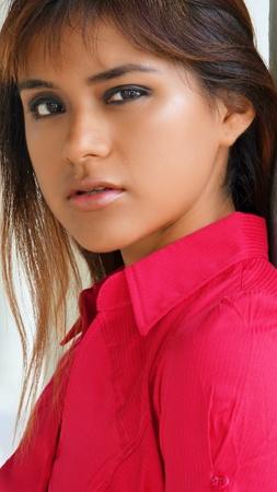 Beautiful Peruvian Person Stock fotó