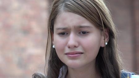 Sad Confused Girl