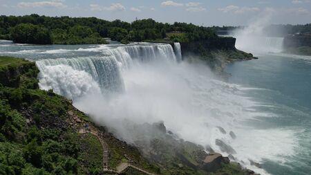 Waterfalls And River Stock fotó