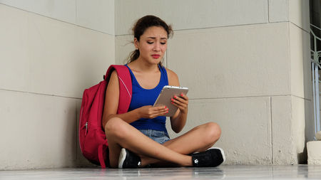 Confused Student Young Female