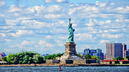 Statue Of Liberty Artwork