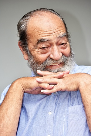 Diverse Grampa Portrait