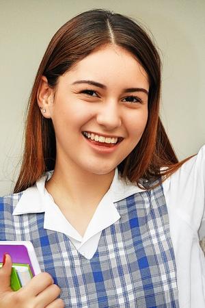 Classy Female Student