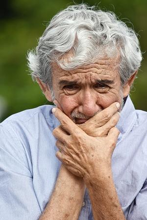 Ashamed Minority Grandfather