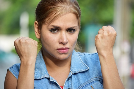 Angry Female