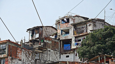 Houses In Developing Nation