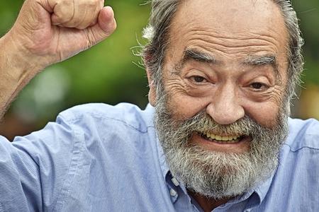 Successful Retired Grandpa