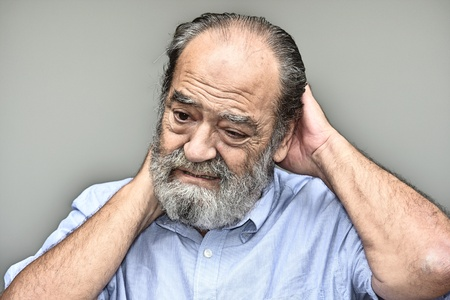 Sore Male Grandpa