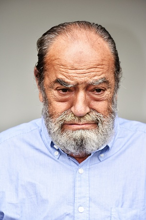 Colombian Male With Alzheimers