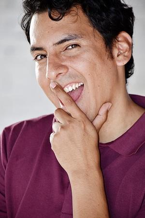 Middle Aged Adult Male Portrait