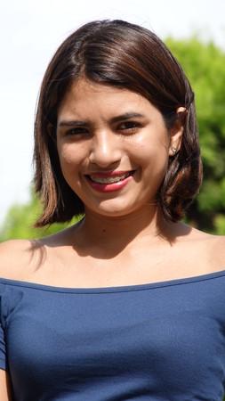 Peruvian Female Outdoors