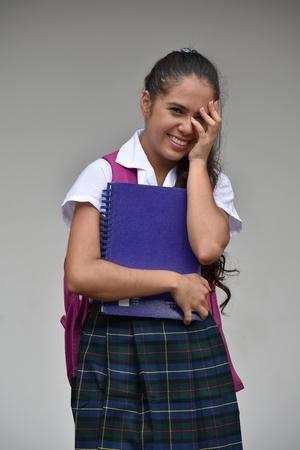 Bashful Catholic Colombian Person
