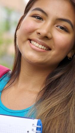 Female Student Reklamní fotografie