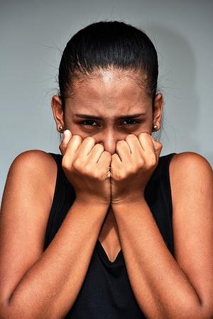 Fearful Female Youth