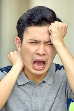 Male Under Stress