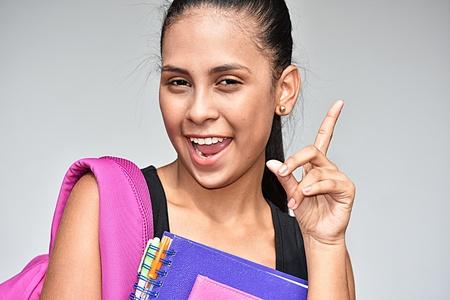 Creative Latina Person