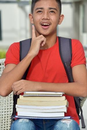 Creative University Student